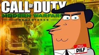 HOT SINGLE DILFs! - Call of Duty Modern Warfare Remastered!