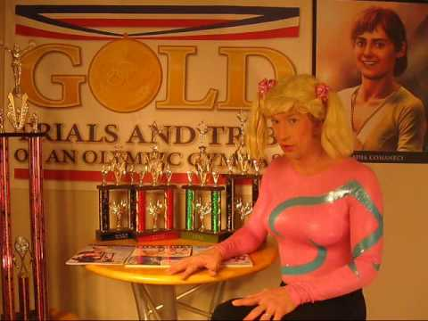 GOLD: Trials and Tribs of an Olympic Gymnast 036