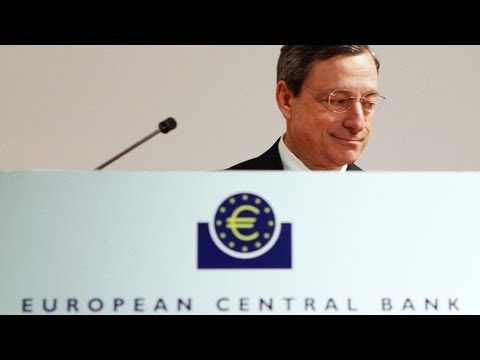 ECB's Draghi Boosts Markets with Euro Comments
