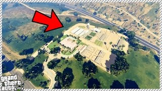 BIGGEST DRUG LORD COMPOUND IN GTA 5!! (HIGH SECURITY & CORRUPT FBI AGENTS)