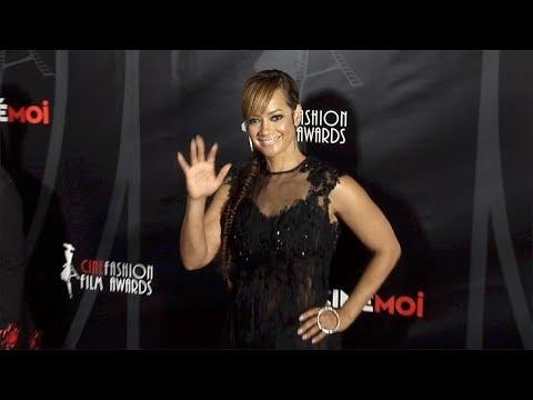 Tammy Townsend 4th Annual CineFashion Film Awards Red Carpet