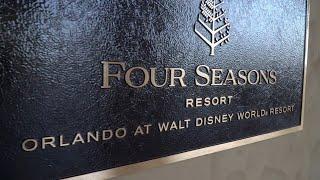 Room Review: Four Seasons Resort Orlando at Walt Disney World Resort