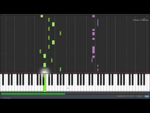 Edward Maya Feat Vika Jigulina - Stereo Love Piano Tutorial & Midi Download video