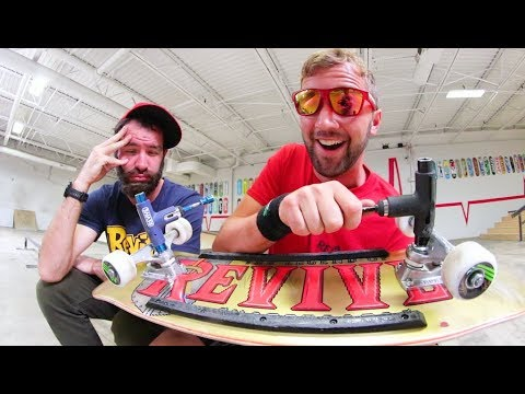 The WORST Skate Trucks EVER! / 1 Tightest 1 Loosest
