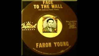 Watch Faron Young Face To The Wall video
