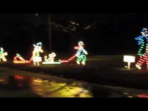 Ashtabula Holiday Lights - 12/13/2009