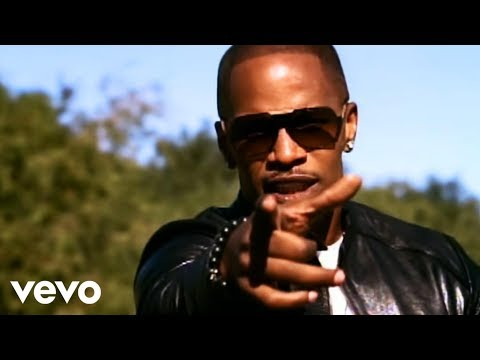 Jamie Foxx featuring TI - Just Like Me ft. TI Video