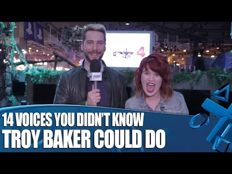 14 Voices You Didn't Know Troy Baker Could Do