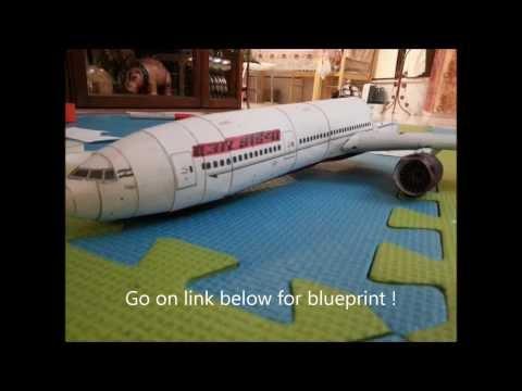Home Made Model Plane