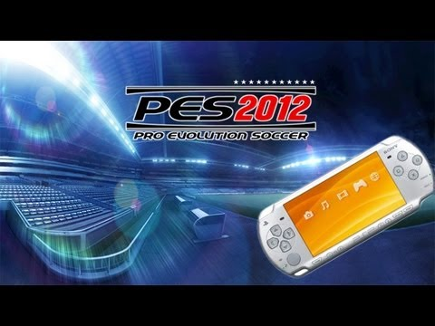 PES 2012 PSP gameplay HD