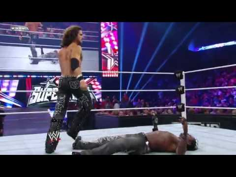 WWE Superstars 01.09.2011 - John Morrison vs. R-Truth