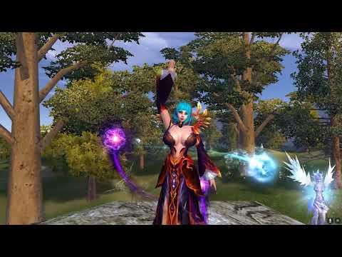 Perfect World 2 (Eclipse) - Stormbringer Gameplay Level 20 [Harshlands]