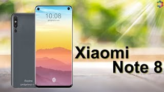 Xiomi Redmi Note 8 First Look, 5G, 38MP Front Camera, Release Date, Price, Leaks, Features, Concept