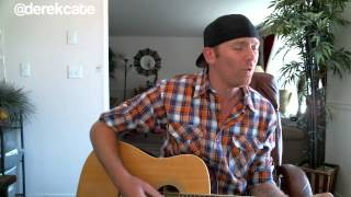 God Gave Me You Blake Shelton David Barnes Acoustic By Derek Cate