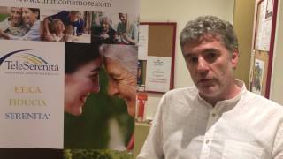 Teleserenità assistenza agli anziani Pierluigi Morelli