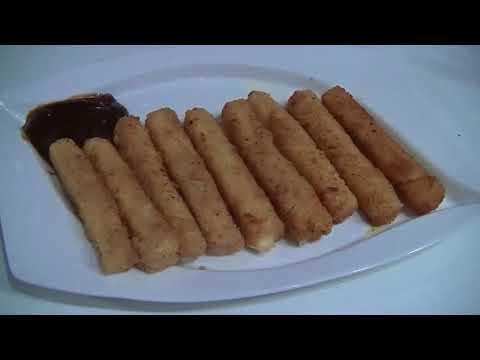fingers de queso / palitos de queso