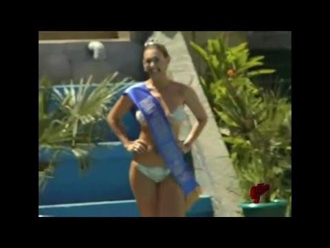 Viña del Mar 2011 ''Piscinazo'' Andrea Dellacasa