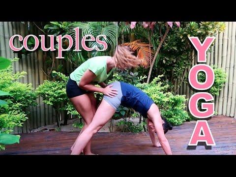 COUPLES YOGA CHALLENGE! thumbnail