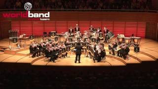 Black Dyke Band plays Finale from Overture William Tell - Brass-Gala 2016 (13)