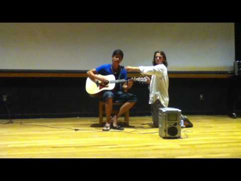 Like only a woman can - Santiago Alvarez (cover)
