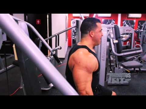 Rutina para masa y fuerzaHombro Biceps & Triceps #7minutosfit