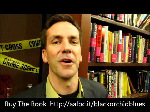 Johnny Temple, Publisher of Akashic Books, on Black Orchid Blues