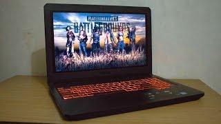 Asus TUF FX504 Laptop Gaming Review