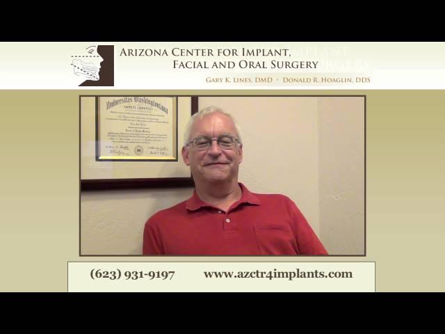 Dental Implants In Phoenix Patient Experience