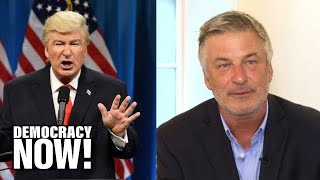 Predicting Trump Won't Last Full Term, Alec Baldwin Speaks Out on Impersonating the President