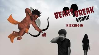 Kodak Black - Kicking In [Official Audio]