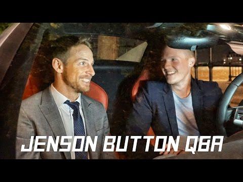 Q&A - Jenson Button