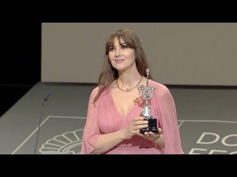 Gala entrega de Premio Donostia Monica Bellucci - 2017