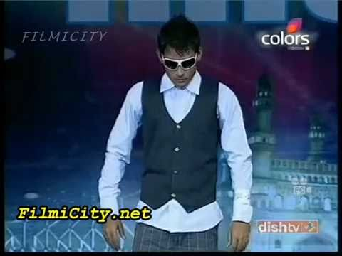 Hot Robot Dance - Harihar Dash (india's Got Talent 2010) video