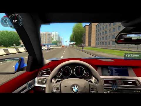 #024 Let's Play City Car Driving - BMW M5 F10 [Deutsch] [Full-HD] MOD
