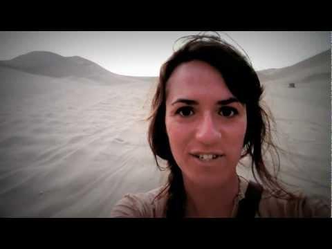 Expatkerri in Ica, Peru: Sandy desert times