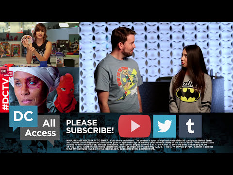 Teen Titans Go! Meet The Flash + Comic-Con Giveaway (DCAA 310)