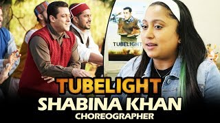 download lagu Tubelight Choreographer Shabina Khan's Exclusive Interview - Know All gratis