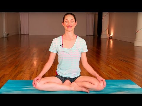 Yoga to Get Your Morning Moving | Tara Stiles