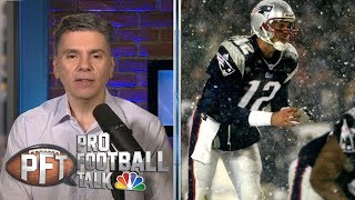 PFT Draft: Games with strangest field conditions | Pro Football Talk | NBC Sports