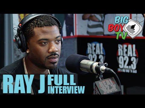 Ray J FULL INTERVIEW   BigBoyTV