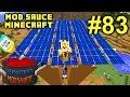 Minecraft Mod Sauce Ep. 83 - Salination Tower Mekanism !!! ( HermitCraft Modded Minecraft )