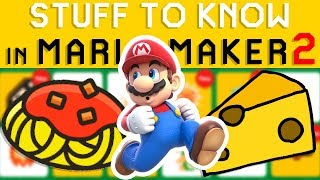 Everything YOU NEED to Know BEFORE Buying Super Mario Maker 2 - Beginner's Guide