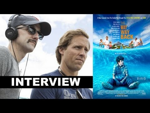 Nat Faxon & Jim Rash Interview 2013 - The Way Way Back : Beyond The Trailer
