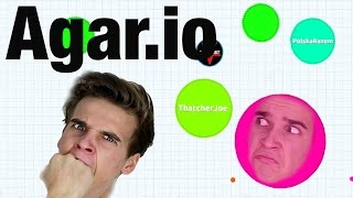 I AM USELESS | Agar.io