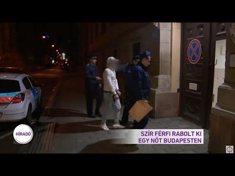 Szír férfi rabolt ki egy nőt Budapesten