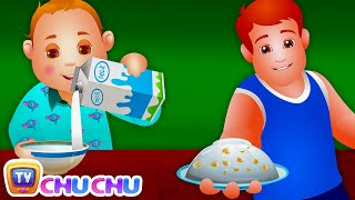 Johny Johny Yes Papa | Part 4 | Cartoon Animation Nursery Rhymes & Songs for Children | ChuChu TV