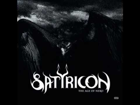 Satyricon - The Sign Of The Trident