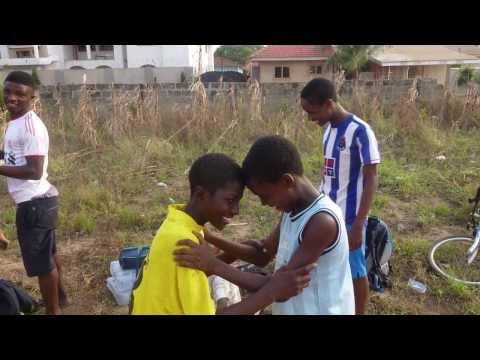 Interview zur Ghana Angel Soccer Academy - Tirol TV