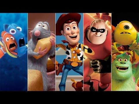 Lista De Próximas Películas De Pixar Y Marvel 2016- 2020