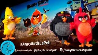 Angry Birds La película Al Cine